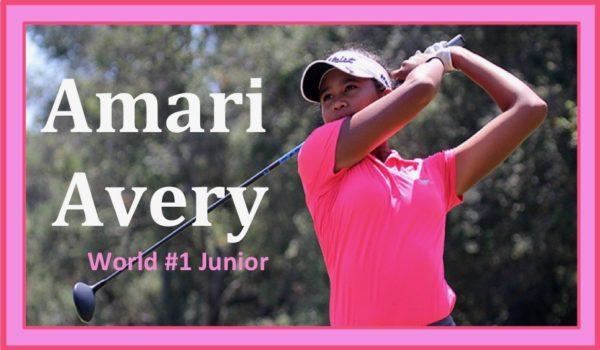 31++ Amari avery golf 2017 ideas